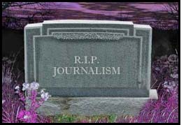 death-of-journalism-tombstone