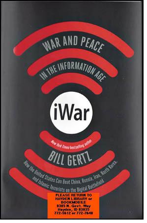 iWar cover