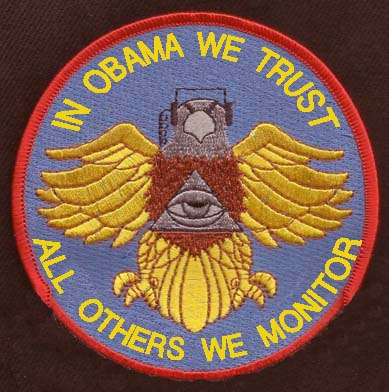 In Obama We Trust Patch