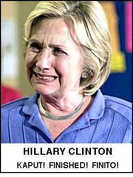 Crying Hillary