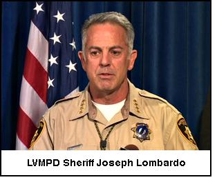 LVMPD Sheriff Joseph Lombardo