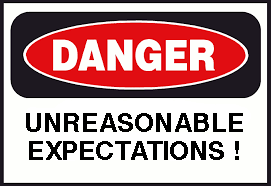 DANGER UNREASONABLE