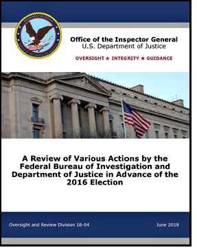 06-14-2018 OIG Report Cover