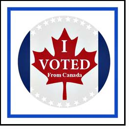Voted from Canada