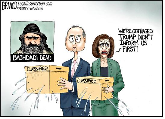 Schiff-Pelosi Outrage