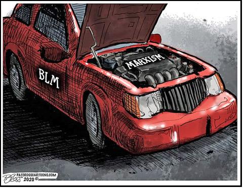 BLM Marxism