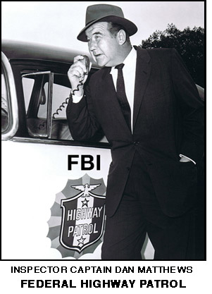 FBI Highway Patrol 10-4
